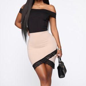 Fashion Nova | Fall For Your Type Dress
